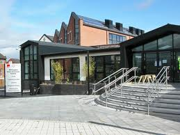Carpet cleaning at Wellington Civic Centre, Telford